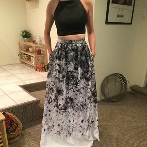 Two peice Prom dress